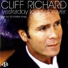 Richard, Cliff - Yesterday Today Fore - 2 CD - **Mint Condition** - RARE