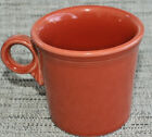 FIESTA WARE COFFEE MUG - PAPRIKA TOM & JERRY HANDLE.