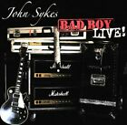 JOHN SYKES - Bad Boy Live - CD - **Excellent Condition** - RARE