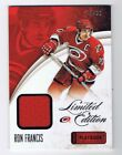 Ron Francis Cards, Rookie Card and Autographed Memorabilia Guide 5