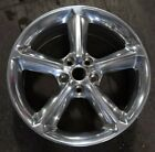 09 10 Saturn Sky OEM Wheel Rim 18x8 18 Q9Y BHU Polished 19181777 9597180 7066