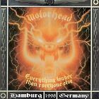 MOTORHEAD - Everything Louder Than Everyone Else: Live - 2 CD - Live - Excellent