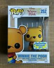 Funko Pop Disney Winnie the Pooh Flocked 252 Convention Exclusive Rare protector