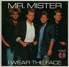 I Wear the Face by Mr. Mister (CD, RCA)
