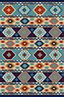 5292South West Native American Area Rugs 8x10ft and 52x73 Tamara