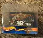 2001 Hot Wheels Harley Davidson Heritage Softail Classic Motorcycle F661141 NEW