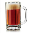 For Daily Ware Beer Mug Glass Set of 4 16 oz Thick Classic Beer Mugs