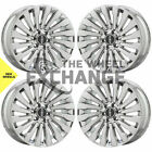 22 Lincoln Navigator PVD Chrome wheels rims Factory OEM 10178 EXCHANGE
