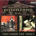 BIOHAZARD - Urban Discipline / No Holds Barred - 2 CD - *Excellent Condition*