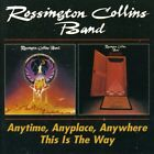 Rossington-Collins Band - Anytime Anyplace Anywhere/This Is (CD Used Very Good)