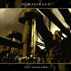 CONSPIRACY - Unknown - CD - Extra Tracks - **Mint Condition** - RARE