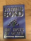 Raymond Bensons James Bond The Facts Of Death 1st Edition 1st Imp