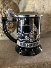 Franklin Mint Harley Davidson Heritage Softail Classic Collector Tankard-Mug NEW