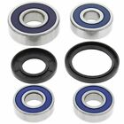 ALLBALLS WHEEL BEARING KIT REAR 25-1238 Yamaha TDM850 XJ600S XTZ750 FZR RZ FZ