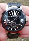 ULYSSE NARDIN EXECUTIVE DUAL TIME 243-00 STAINLESS STEEL 43MM