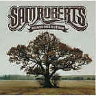 SAM ROBERTS  WE WERE BORN IN A FLAME CD-*DISC ONLY*WITH TRACKING