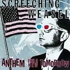 SCREECHING WEASEL - Anthem For A New Tomorrow - CD - **Excellent Condition**