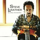 STEVE LUKATHER - All's Well That Ends Well (m73082) - CD - **Excellent**