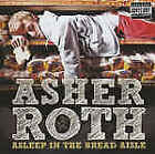 ASHER ROTH  ASLEEP IN THE BREAD AISLE CD-*DISC ONLY*WITH TRACKING