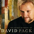 DAVID PACK - Secret Of Movin' On - CD - **Mint Condition**