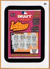 2016 Topps MLB Wacky Packages Trading Cards - Out Now 14