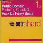 PUBLIC DOMAIN - Rock Funky Beats - CD - Single Import - *BRAND NEW/STILL SEALED*