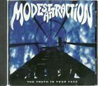 MODEST ATTRACTION - Truth In Your Face - CD - Import - *BRAND NEW/STILL SEALED*