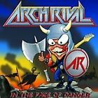 ARCH RIVAL - In Face Of Danger - 2 CD - Import - **BRAND NEW/STILL SEALED**