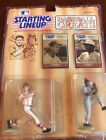 1989 Statrting Lineup Baseball Greats Stan Musial & Bob Gibson MLB / Kenner