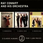 RAY CONNIFF - 3 Pak: S Wonderful / S Awful Nice / S Marvelous - 3 CD - Box Mint