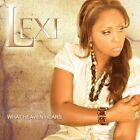 LEXI - What Heaven Hears - CD - **Mint Condition** - RARE
