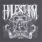 Live In Philly 2010 (/) By Halestorm (2010-11-16) - CD - RARE