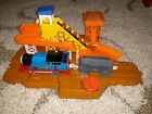 Tomy Thomas Friends  SODOR QUARRY LOADER complete and tested working EUC