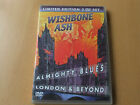 wishbone ash - almighty blues london and beyond