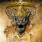 GAMMA RAY - Majestic - CD - **BRAND NEW/STILL SEALED**