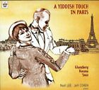 NOEL LEE - A Yiddish Touch In Paris - CD - Import - **BRAND NEW/STILL SEALED**