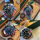 Authentic Rolex GMT-Master 16750 c1982 Pepsi Jubilee Box Tags RSC Quote VINTAGE!