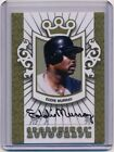 2012 Sport Kings EDDIE MURRAY Auto AUTOGRAPH GOLD Orioles 10