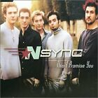N-SYNC - This I Promise You: Remixes - CD - Single Import - **NEW/STILL SEALED**