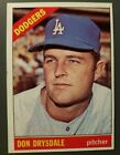 Top 10 Don Drysdale Baseball Cards 17