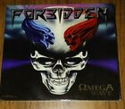 Omega Wave [Digipak] by Forbidden very rare (CD, 2010, Nuclear Blast)