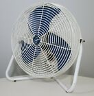 PATTON AIR CIRCULATOR VINTAGE ELECTRIC FAN BIG 18-INCH 1990s FLOOR MODEL TG-1887
