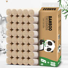 16 Rolls Household Paper Towel Native Bamboo Pulp Toilet Kitchen Tissue
