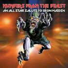 IRON MAIDEN TRIBUTE - Numbers From Beast: An All-star Tribute To Iron Maiden VG