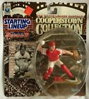 JOHNNY BENCH * Reds STARTING LINEUP FIGURE  w/ Card * Cooperstown MLB 1997 * NIB