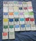 Stampin Up Classic Ink Pad Linen Foam Gently Used Current  Retired Colors