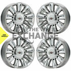 22 Cadillac Escalade PVD Chrome wheels rims Factory OEM 4740 EXCHANGE