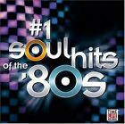 #1 SOUL HITS OF 80'S - #1 Soul Hits Of 80s - CD - **BRAND NEW/STILL SEALED**