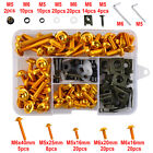 CNC Motocycle Complete Fairing Bolts Kit Bodywork Screws For Street Sports Bike