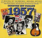 COUNTRY HIT PARADE-1957 - Country Hit Parade 1957 - CD - **NEW/STILL SEALED**